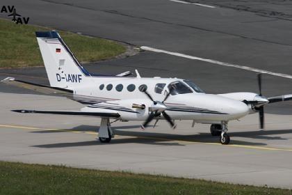 Cessna C425 Corsair Conquest I PrivateFly CC AA4253 - Charter a Cessna C425 Corsair / Conquest I - Аренда