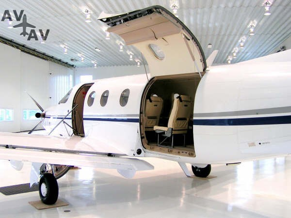 Citation III PrivateFly AA6003 - Charter a Pilatus PC-12 - Аренда
