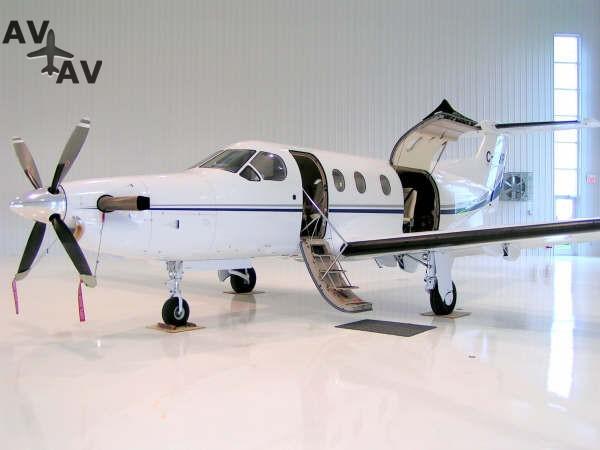 Citation III PrivateFly AA6004 - Charter a Pilatus PC-12 - Аренда