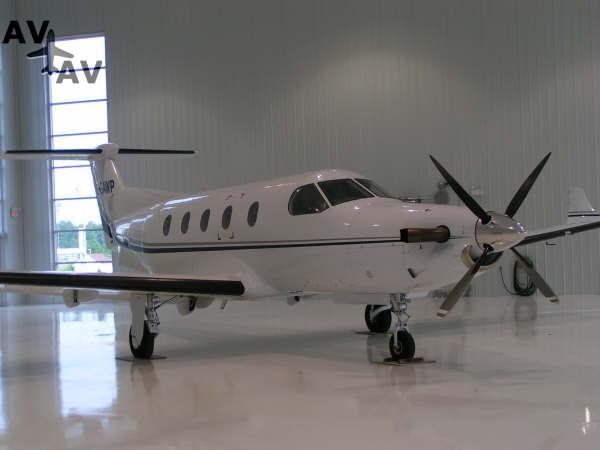 Citation III PrivateFly AA6005 - Charter a Pilatus PC-12 - Аренда