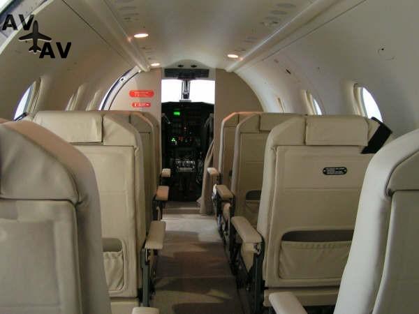 Citation III PrivateFly AA6008 - Charter a Pilatus PC-12 - Аренда