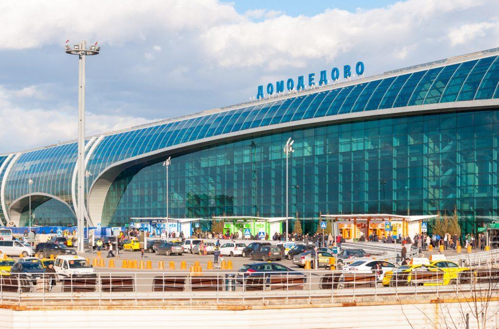 Domodedovo 1024x675 - Аэропорт Домодедово