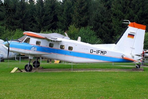 Dornier Do28 PrivateFly AA1103 - Charter a Dornier Do28 - Аренда
