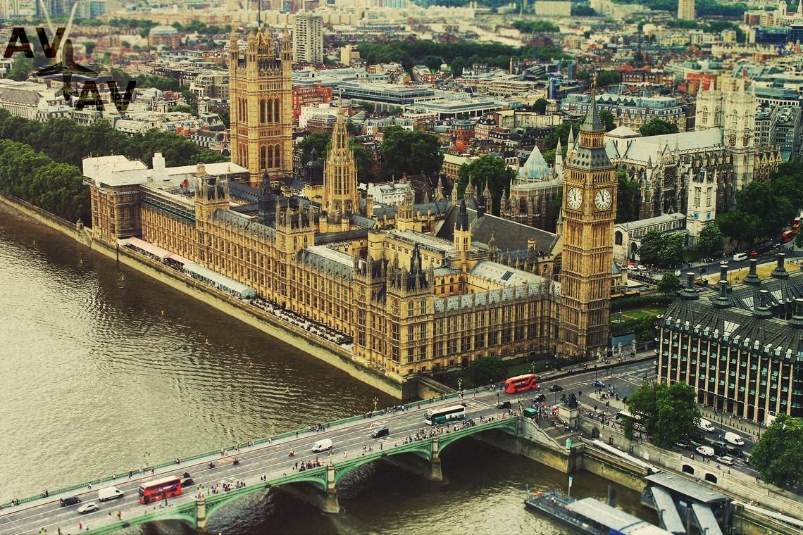 Dostoprimechatelnosti Londona - Достопримечательности Лондона