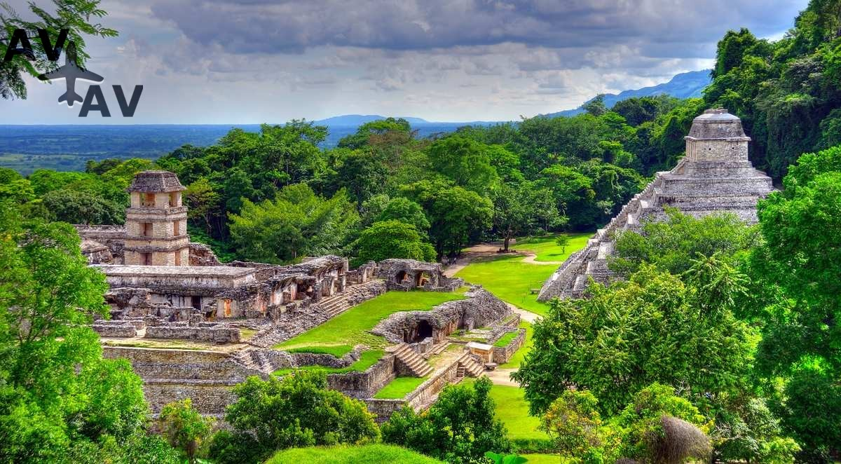 Dostoprimechatelnosti Meksiki - Достопримечательности Мексики