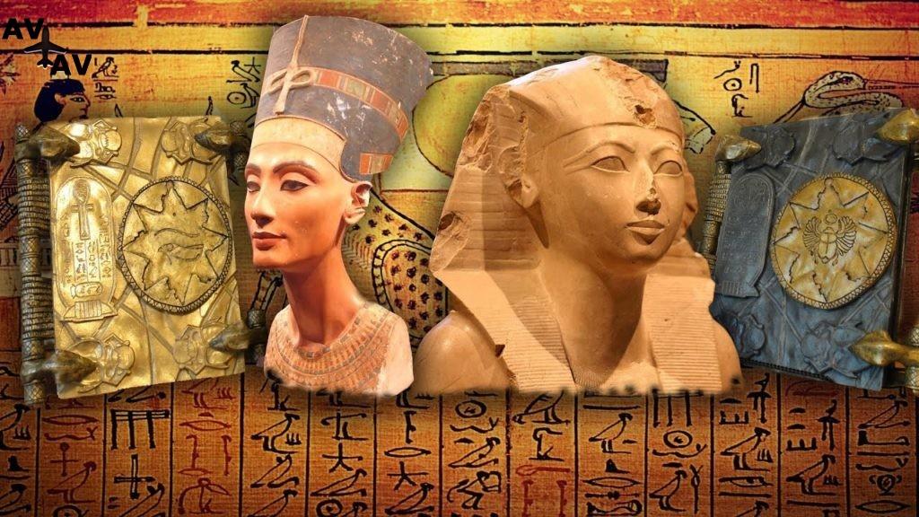 Египет и его секреты