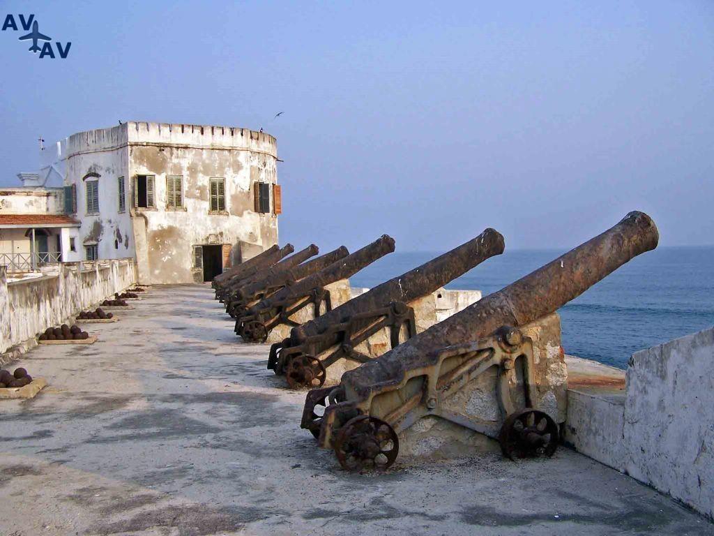 Fort E`lmina - Форт Эльмина