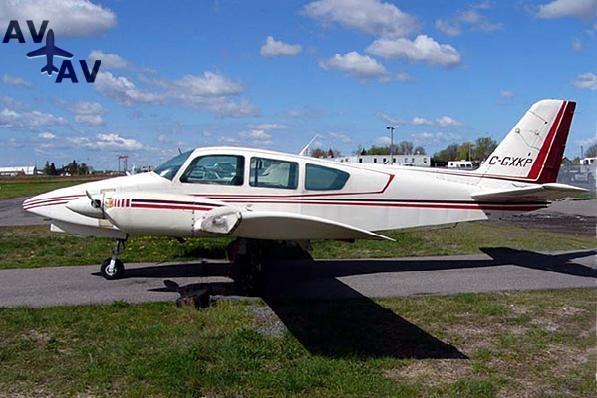 GA 7 Cougar PrivateFly AA1060 - Charter a GA-7 Cougar - Аренда