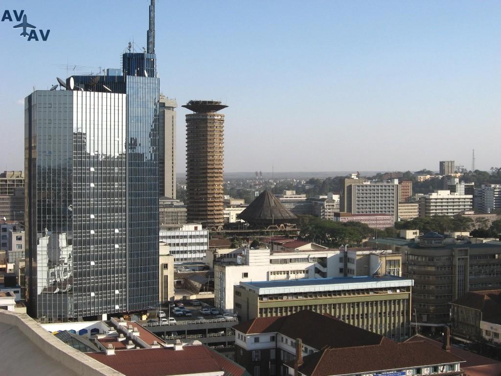 Gorod Nayrobi - Город Найроби