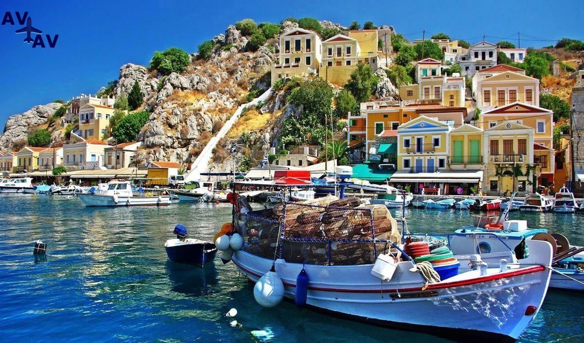 Gretsiya ray na Zemle - Греция - рай на Земле