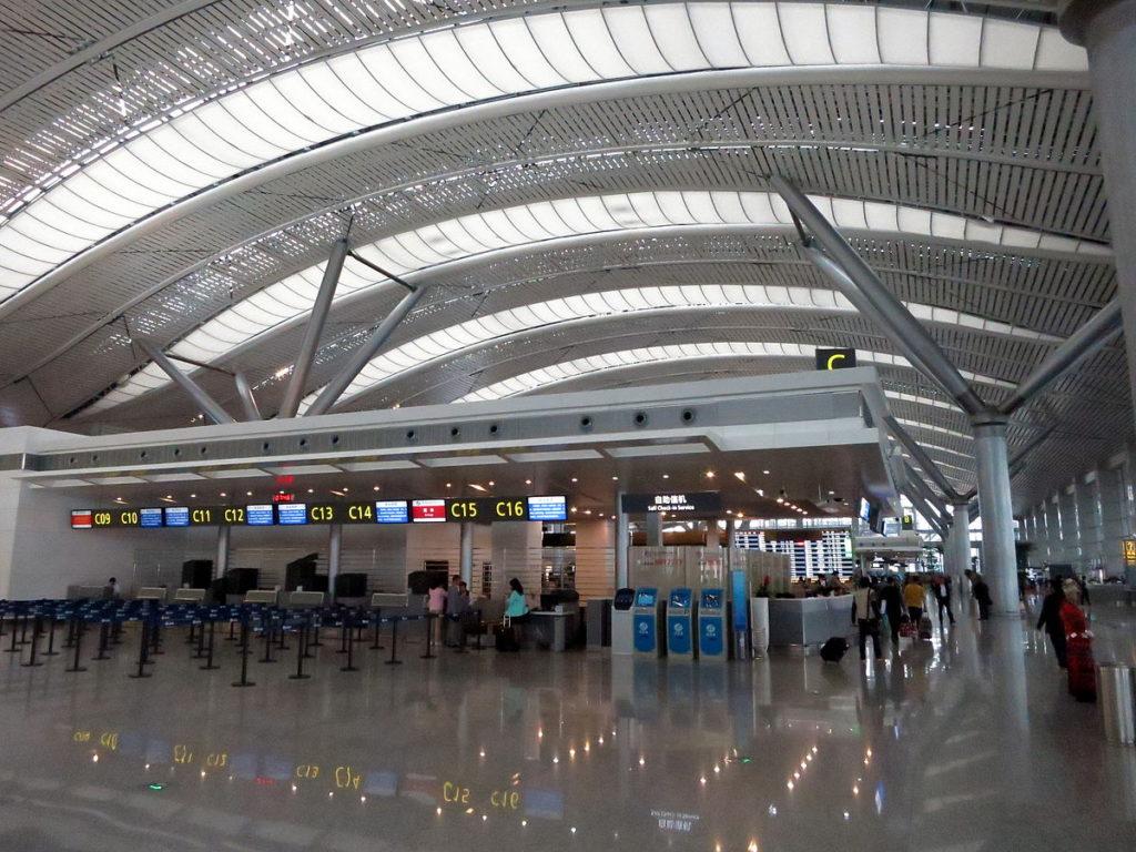 Guiyang Longdongpu International Airport 1024x768 - Аэропорт Гуйян Китай  Код ИАТА: KWE. Код ИКАО: ZUGY