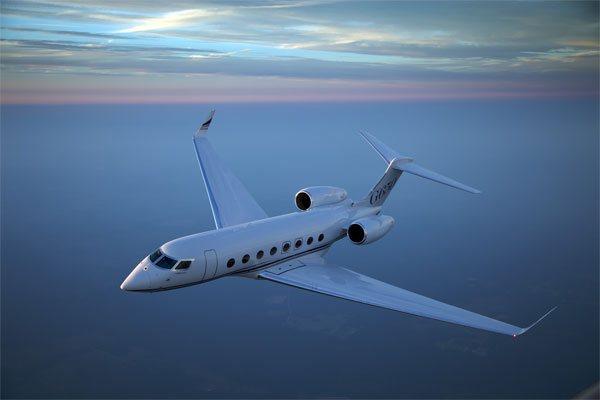 Бизнес и деловая авиация - аренда частного самолета