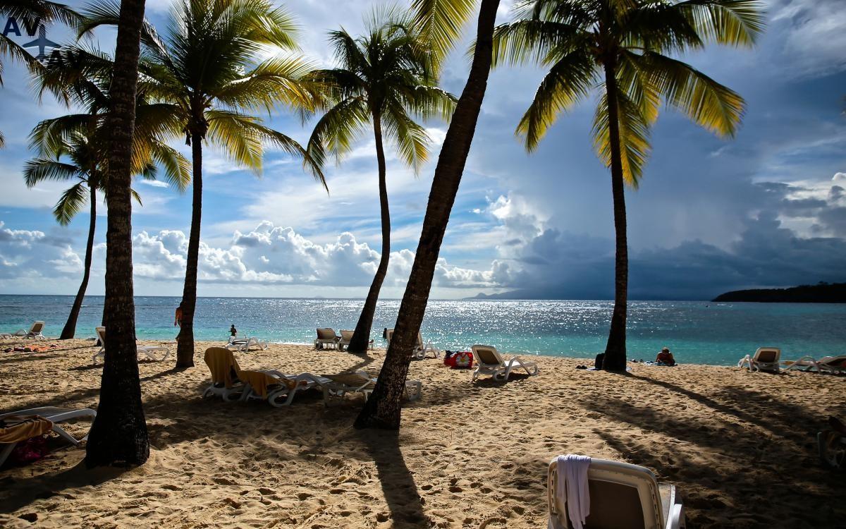 Gvadelupa - Отдых на острове Гваделупа
