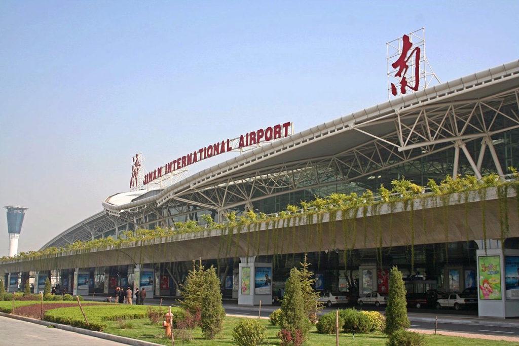 Jinan  Airport 1024x683 - Аэропорт Цзинань Китай коды IATA: TNA, ICAO: ZSJN