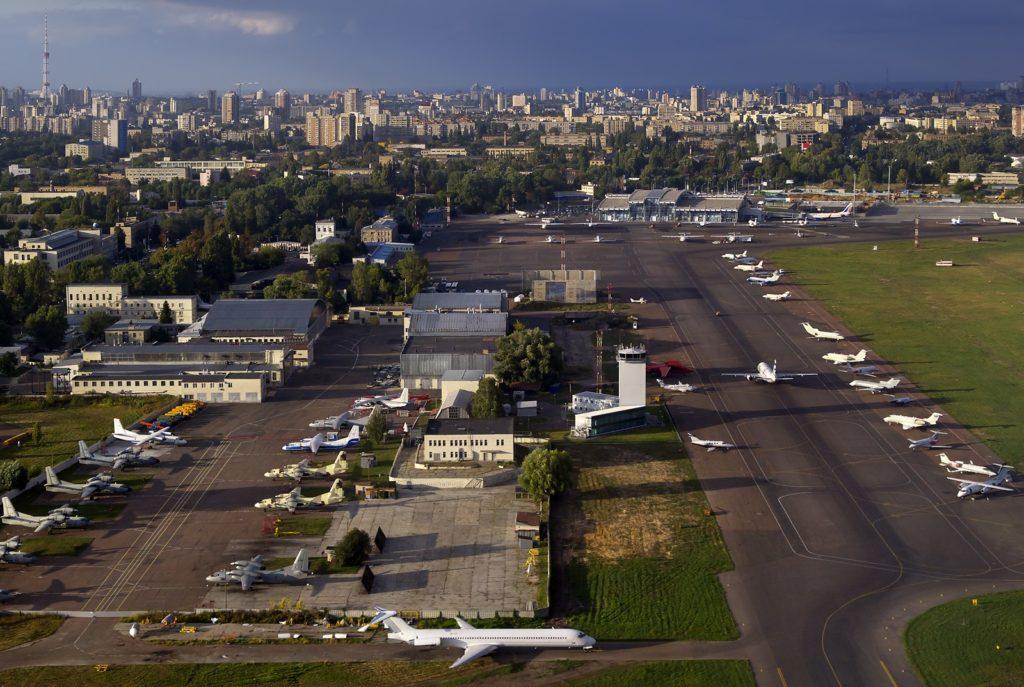 Международный аэропорт имени Игоря Сикорского в Киеве (аэропорт Жуляны) - Kiev - Zhulyany - IEV - UKKK