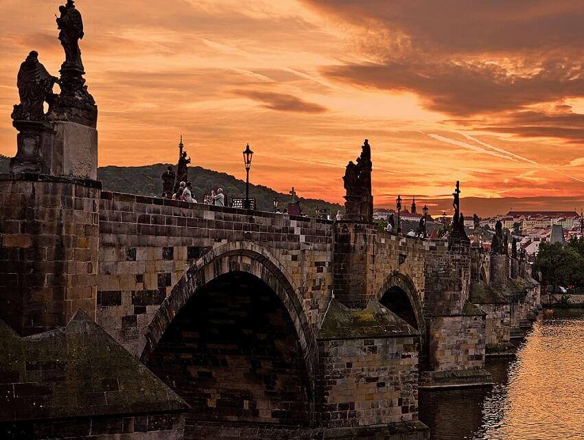 Карлов мост – тайны и легенды средневековья