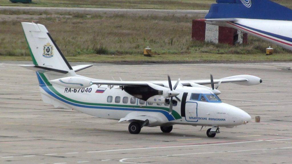 Авиакатастрофа в Хабаровском крае, есть погибшие