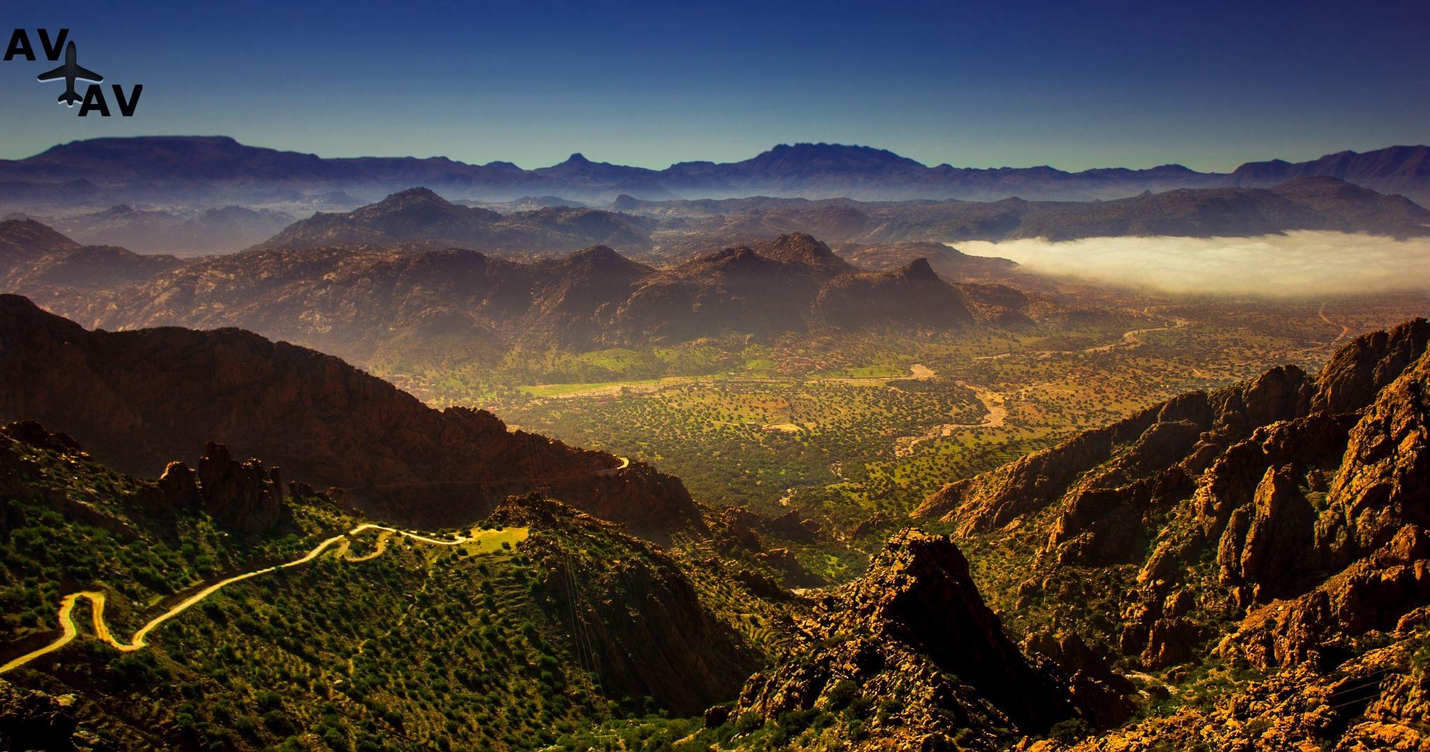 Marokkanskaya SHveytsariya - Марокканская Швейцария