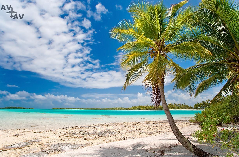 Murea ostrov ray dlya vlyublennyih - Муреа - остров рай для влюбленных