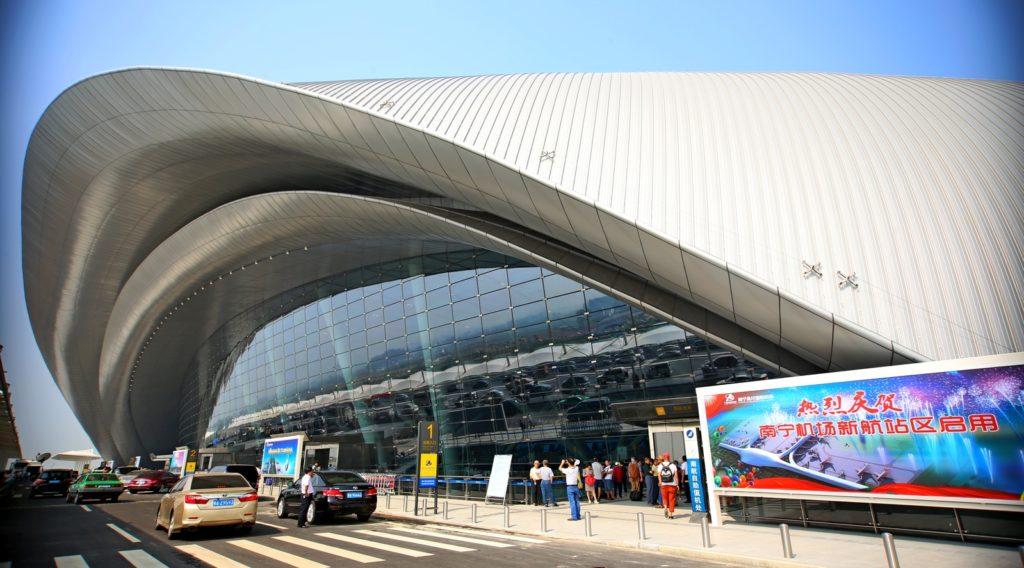 NanningAirport 1024x568 - Аэропорт Наньнин Китай коды IATA: NNG, ICAO: ZGNN