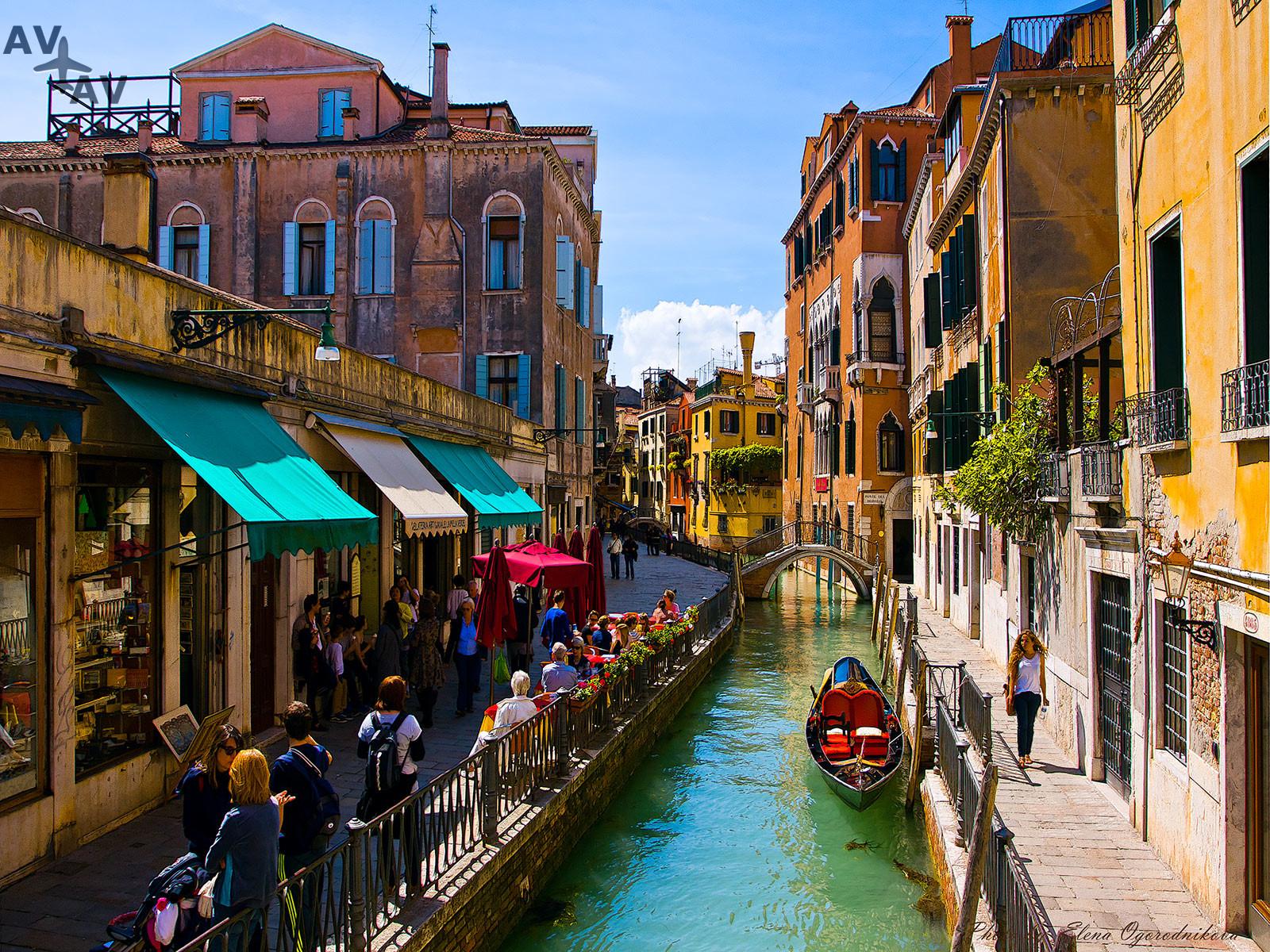 Neizvestnaya Venetsiya - Неизвестная Венеция