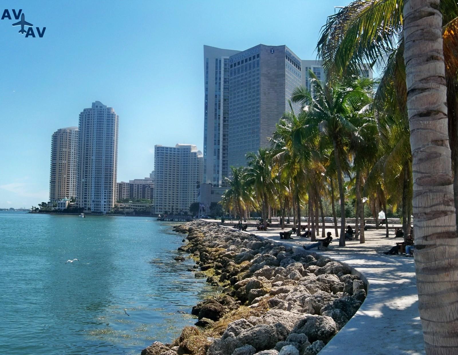 Nezabyivaemoe puteshestvie v Mayami - Незабываемое путешествие в Майами