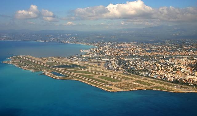 Nice airport - Климатические изменения и структура аэропортов