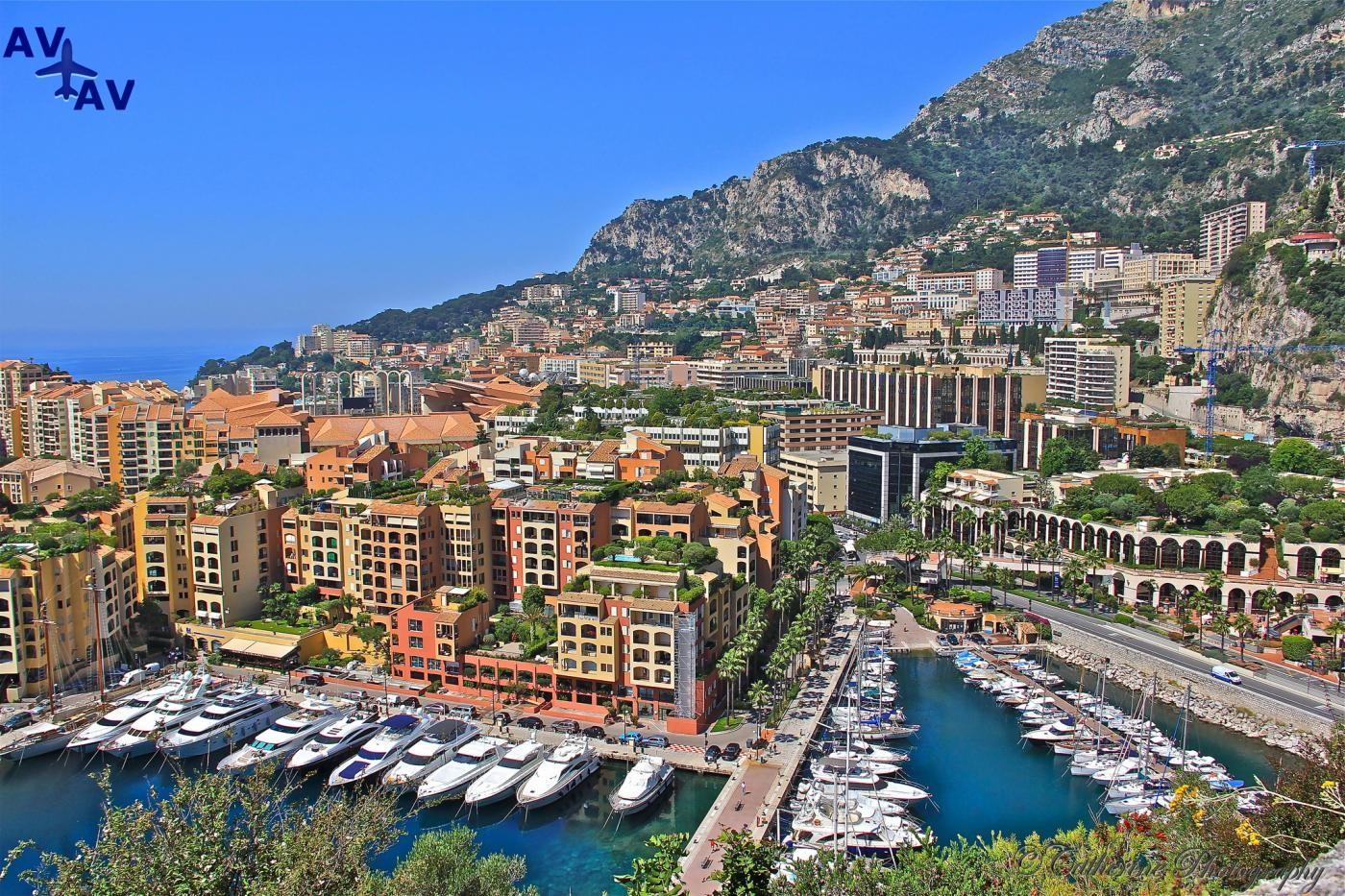 Osobyie chertyi Monako - Монако - искусство жизни
