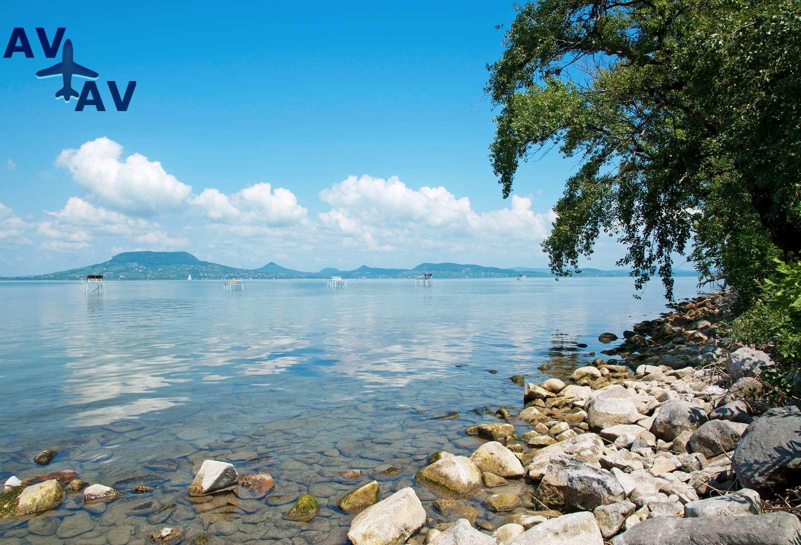 Ozero Balaton - Озеро Балатон