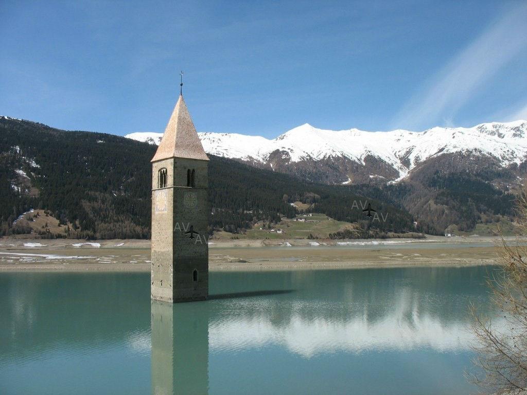 Озеро Решензе