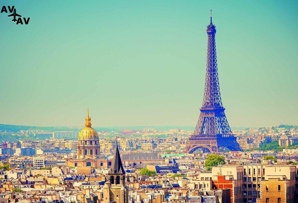 Parizh Frantsiya 1024x699 - Поездка в Париж