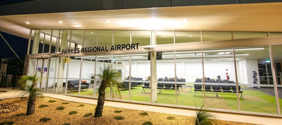 Parkes Regional Airport - Аэропорт Паркс Австралия коды IATA: PKE
