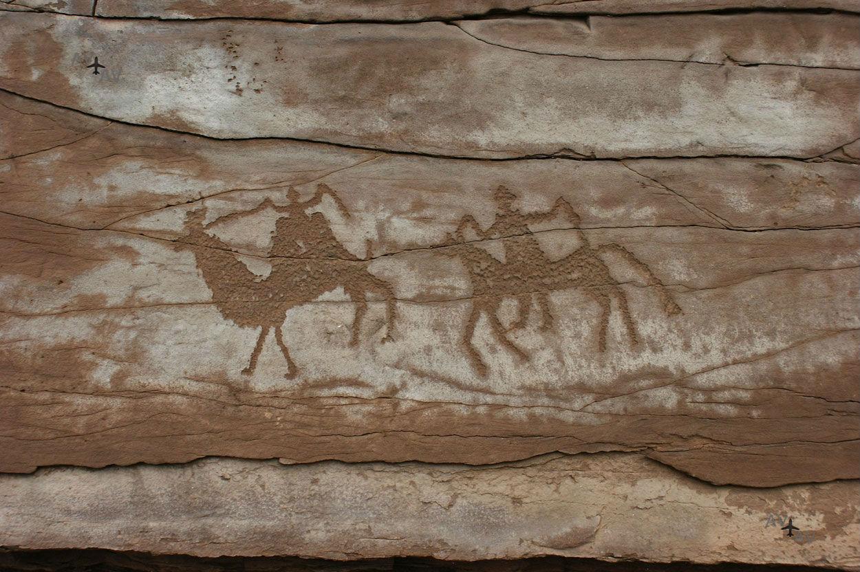Petroglifyi - Туристические объекты Карелии