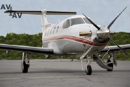 Pilatus PC 12 PrivateFly CC AA4414 - Charter a Pilatus PC-12 - Аренда