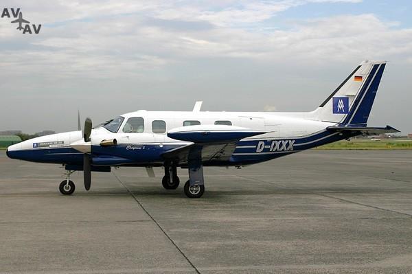Piper PA31T Cheyenne I II PrivateFly AA1102 - Charter a Piper PA31T Cheyenne I/II - Аренда