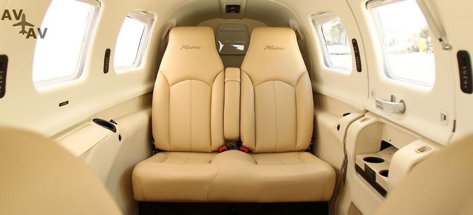 Piper PA46R Matrix PrivateFly AB7576 - Piper PA46R Matrix - Private Jet Charter - Аренда
