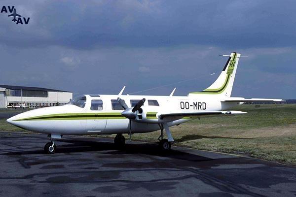 Piper PA61 Aerostar 601P PrivateFly AA1116 - Charter a Piper PA61 / Aerostar 601P - Аренда