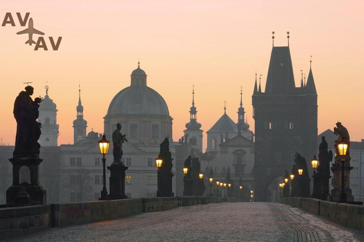 Прага: Карлов мост