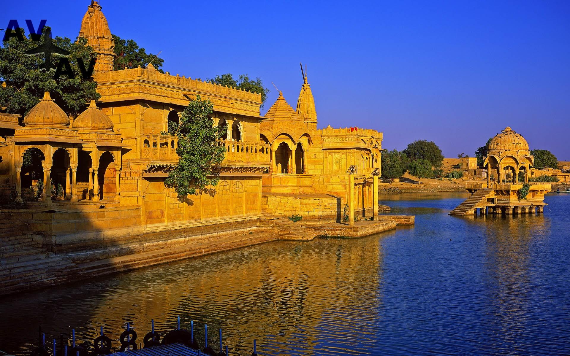 Puteshestvie v Indiyu - Путешествие в Индию