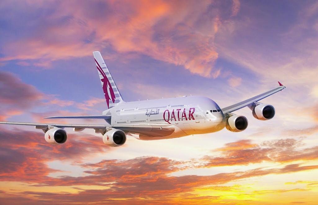 Qatar Airways - Самолёт Qatar Airways совершила вынужденную посадку в Индии