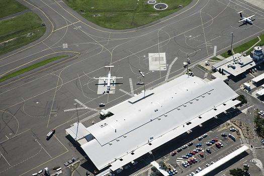Rockhampton Airport - Аэропорт  Рокгемптон Австралия коды EVRA (RIX)