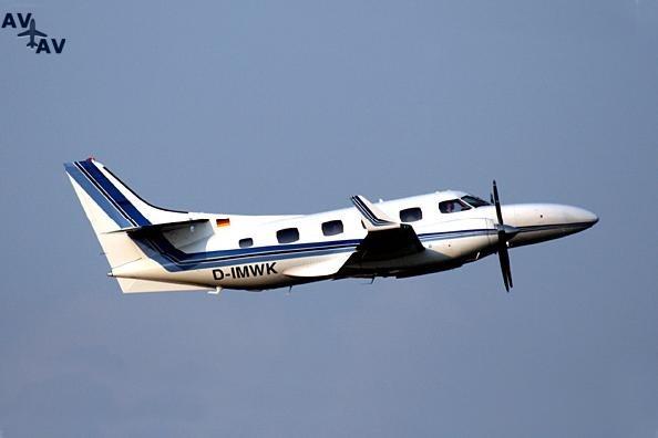 SA26 Merlin PrivateFly AA1117 - Charter a SA26 Merlin - Аренда