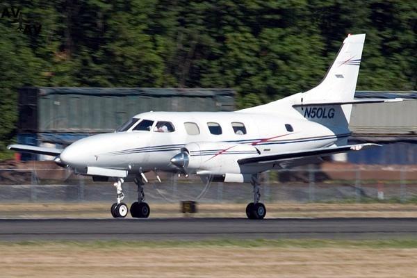 SA26 Merlin PrivateFly AA1124 - Charter a SA26 Merlin - Аренда