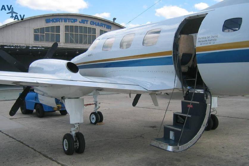 SA26 Merlin PrivateFly CC AA2756 - Charter a SA26 Merlin - Аренда