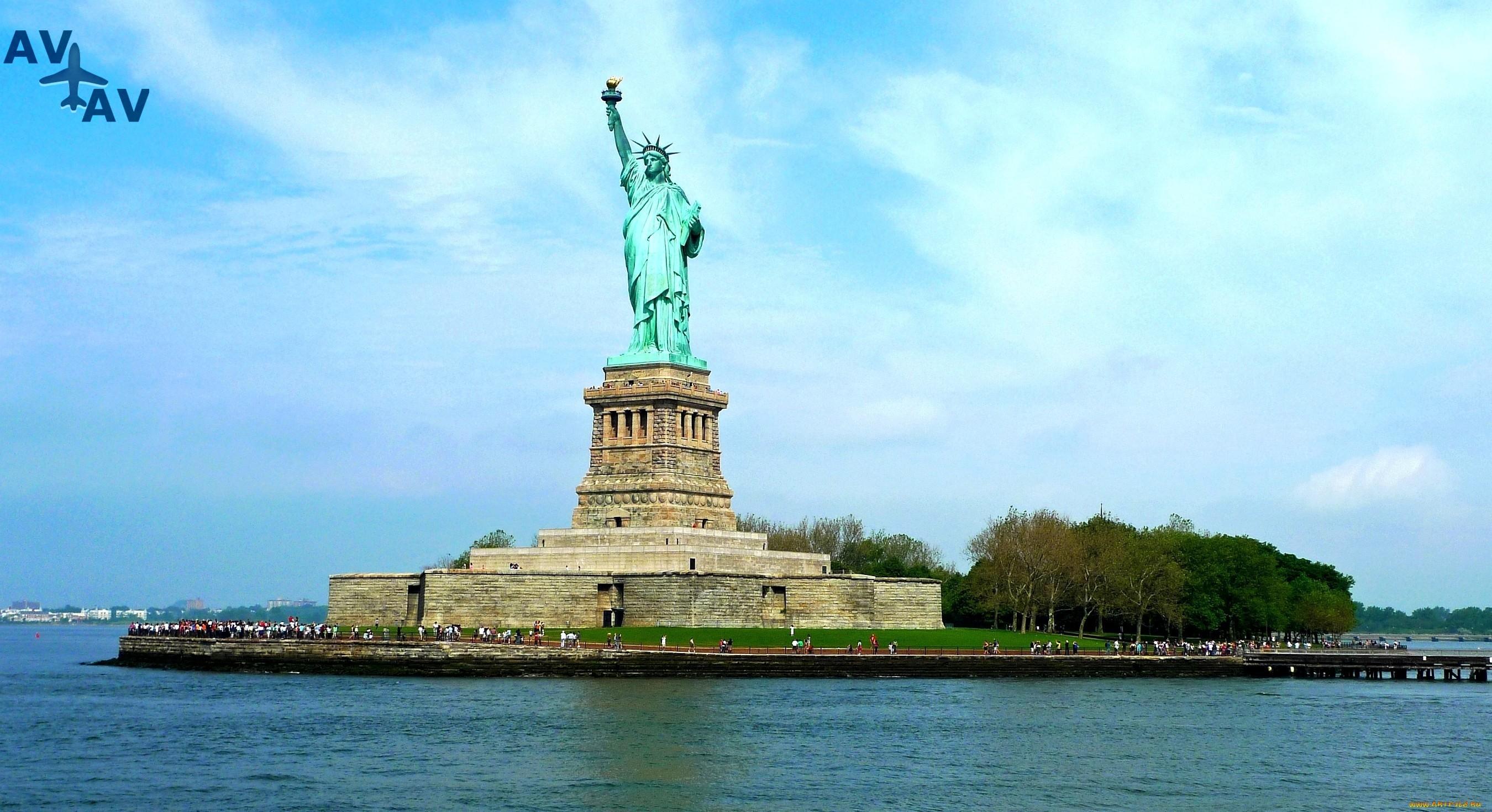 STATUYA SVOBODYI - Где провести время в Нью-Йорке