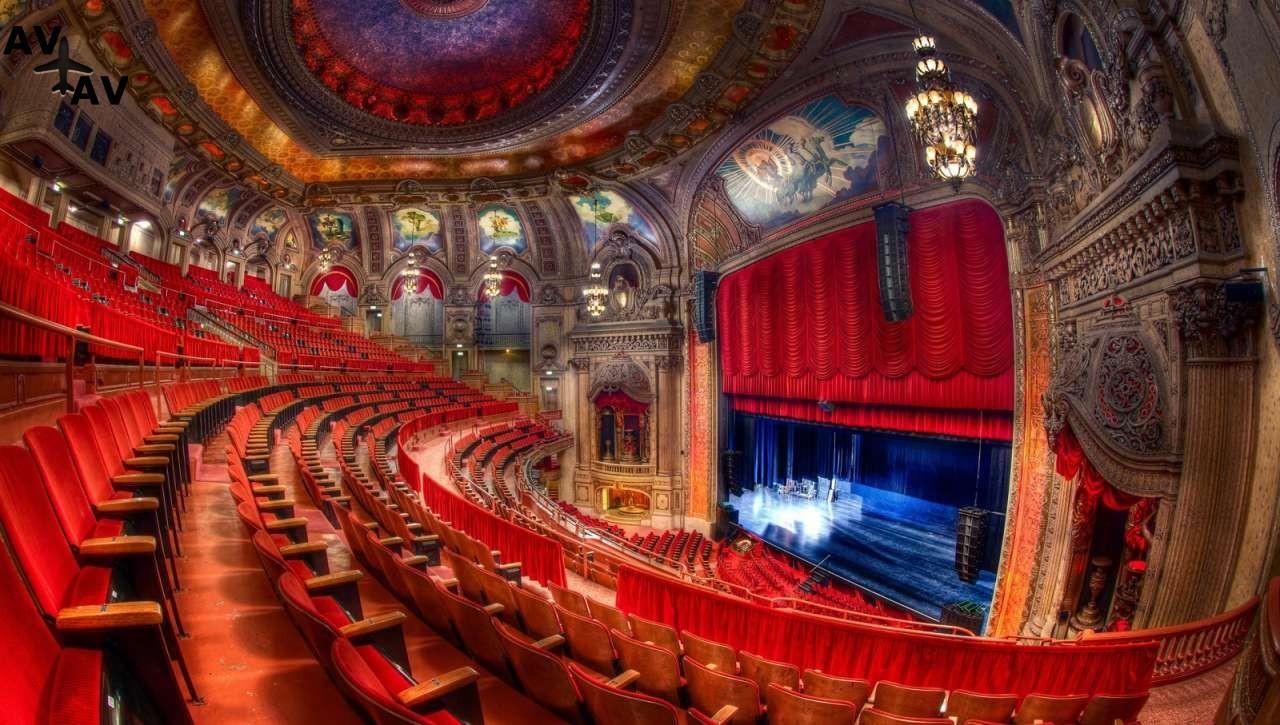Samyie izvestnyie teatryi mira - Самые известные театры мира
