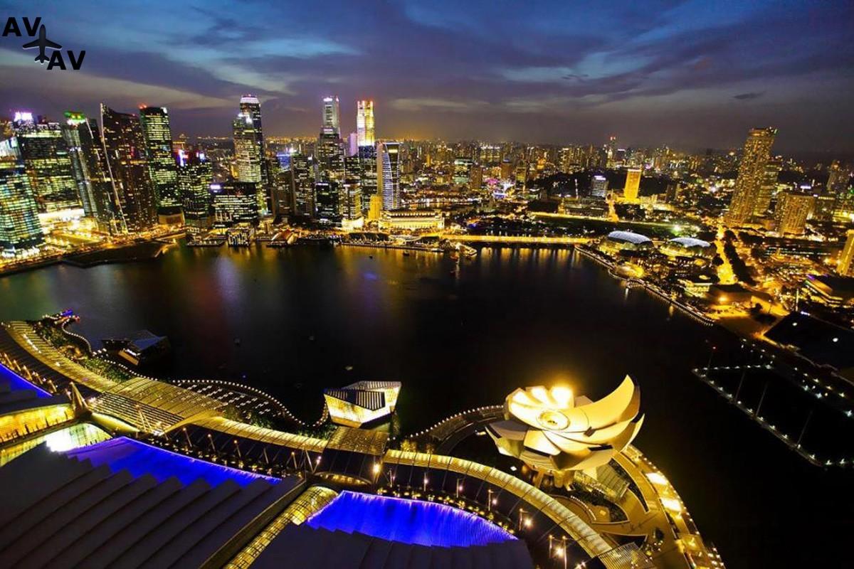 Singapur ili nevyinosimaya legkost byitiya - Сингапур или невыносимая легкость бытия