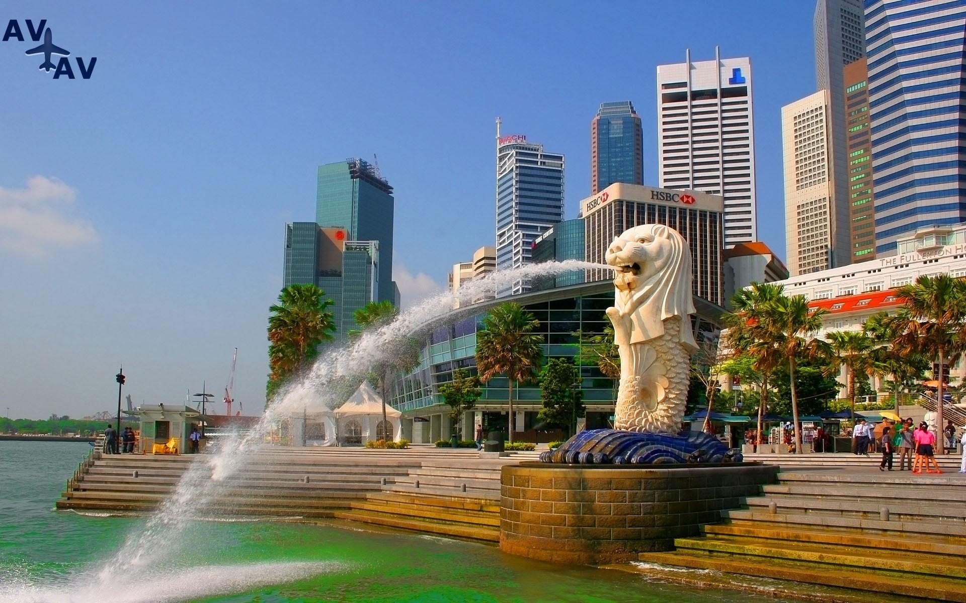 Singapur - Сингапур или невыносимая легкость бытия