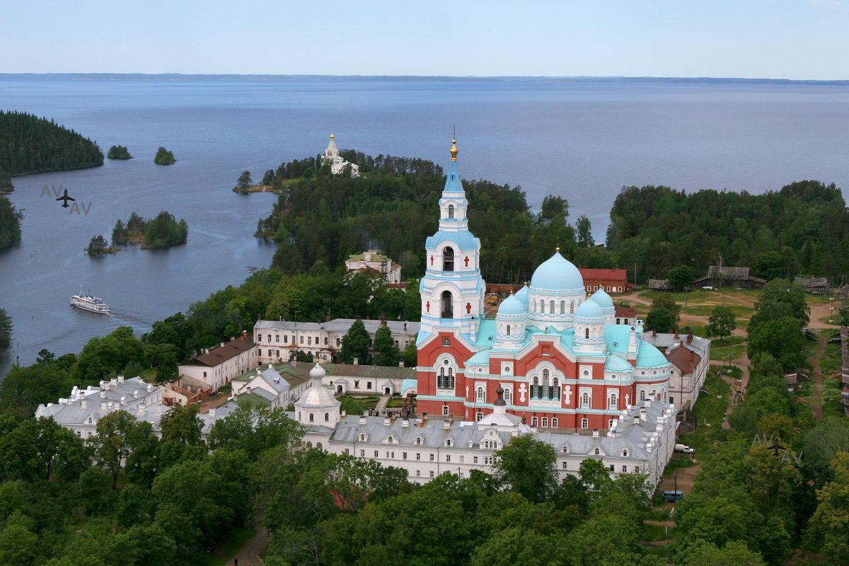 Spaso Preobrazhenskiy sobor - Туристические объекты Карелии