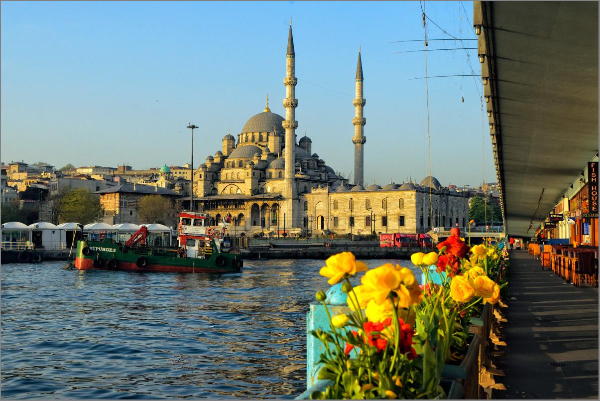 Stambul v aprele 2 - Путешествие в Стамбул